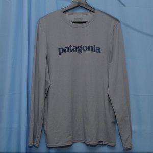 Patagonia Gray Long Sleeve